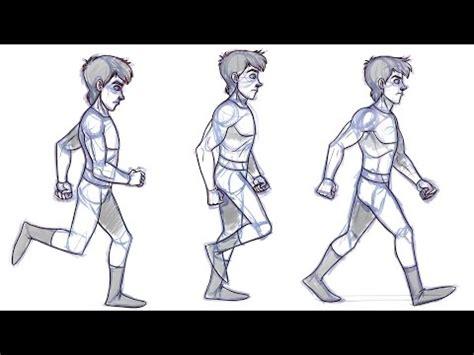 flash tutorial walking animation alan becker animating walk cycles doovi