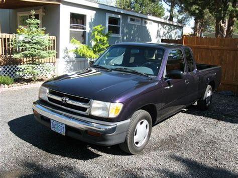 1998 Toyota Tacoma Xtracab Purchase Used 1998 Toyota Tacoma Sr5 Xtracab Low