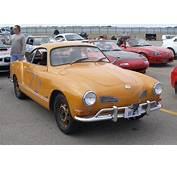 Vintage VW Karmann Ghia Real Cars BackfireRacing Ready