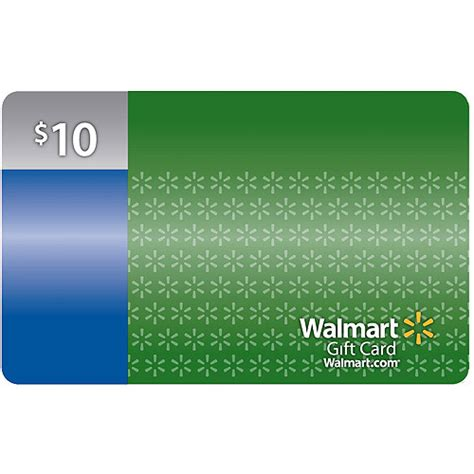 Buy Gift Cards With Walmart Gift Card - 10 walmart gift card walmart com