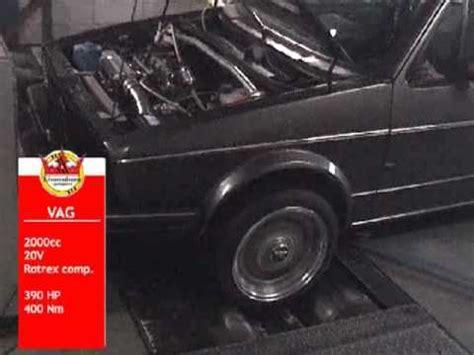 volkswagen golf 1 2000cc 20v rotrex compressor 400hp kronenburg kms