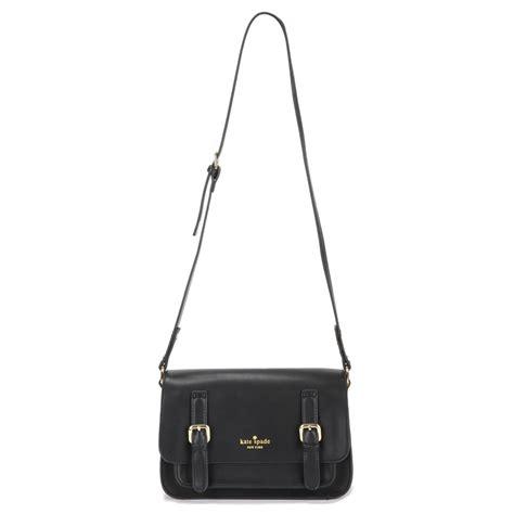 Allens New It Bag by Kate Spade New York Allen Crossbody Bag Black Kate