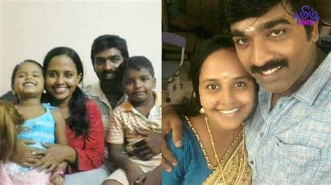 actor vijay sethupathi house in chennai tamil actor vijay sethupathi family photos with wife