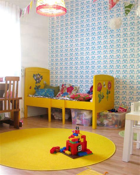 chambre enfant jaune shake my du jaune dans une chambre d enfant