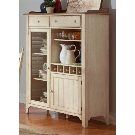 small kitchen hutch cabinets cottage cove liberty display cabinet