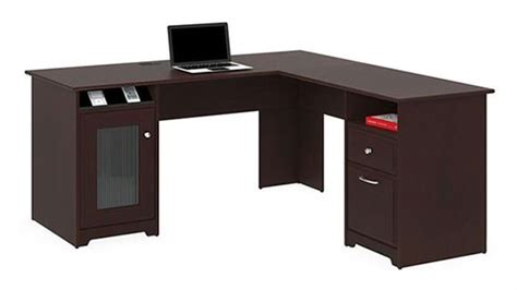 Bush Bennington L Shaped Desk Bush Furniture For Your Home And Office Bush Furniture 2go