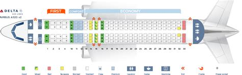 airbus a320 seating plan seatguru airbus a320 jetblue