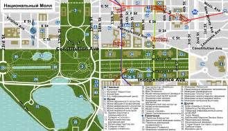 national mall map map2