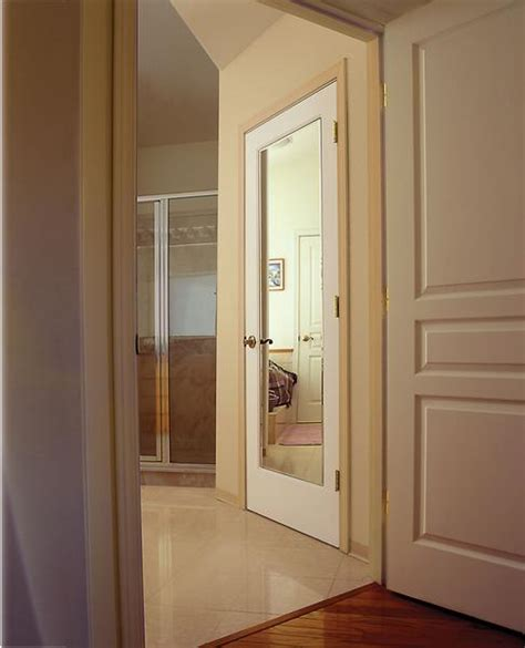 Jeld Wen Interior Door Impression Beveled Mirror On A Jeld Weld Interior Doors
