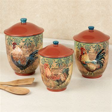 rooster kitchen canister sets 118 best images about china glassware i love on pinterest