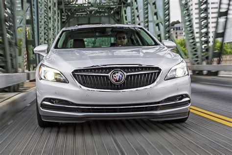is the buick lacrosse a car 2017 buick lacrosse drive review autotrader