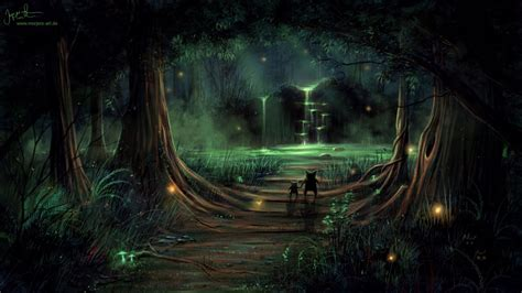 enchanted magical forests 0994355432 enchanted forest background wallpapersafari