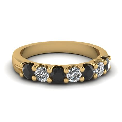 Wedding Bands Black Diamonds by Womens Wedding Bands With Black Diamonds Fascinating