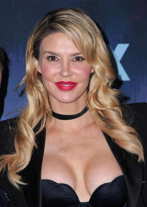 brandi glanville hair brandi glanville 2017 fox winter tca all star party in