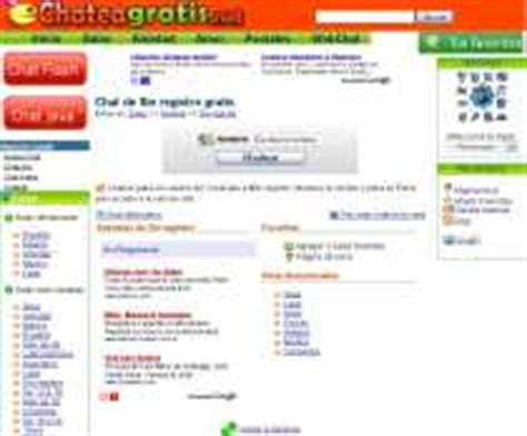 salas de chat gratis en espa a chat sin registro chateagratis net en espa 241 ol