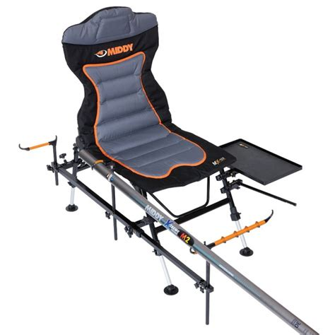 full recliner chair middy mx 100 pole feeder recliner chair full package