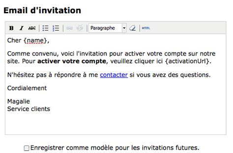 Exemple De Lettre D Invitation Pour Etranger Modele Invitation Par Mail Document