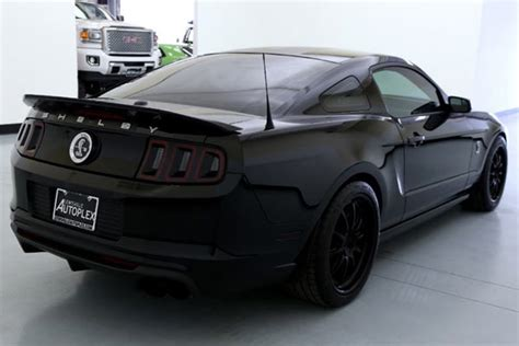 2014 mustang gt 500 find of the day 2014 ford mustang shelby gt500 new