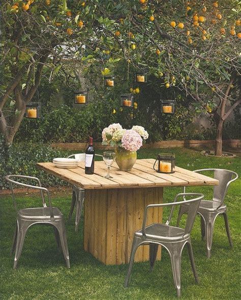 Diy Backyard Furniture by Modern Diy Patio Furniture Ideas