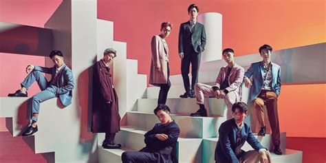exo japan countdown exo look dashing in group teaser image for 1st full