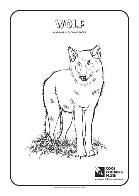 100 Coloring Page Wolf Wolf Coloring Page Pig Coloring Pages Http Www Supercoloring