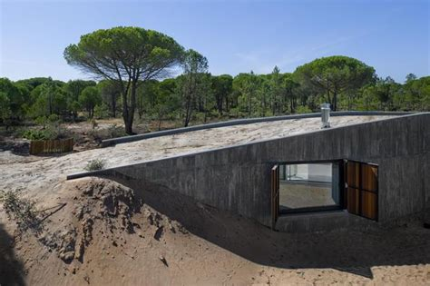 underground desert house studio design gallery