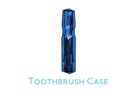 Design Tooth Brush Box travel toothbrush stand jim hofman design