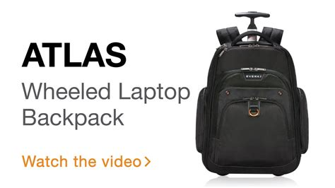 Jual Everki Atlas everki atlas wheeled laptop backpack 13 inch to 17 3 inch adaptable compartment ekp122