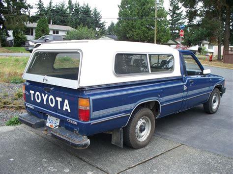 Toyota 1 Ton 1985 Toyota 1 Ton One Owner Truck Nanaimo