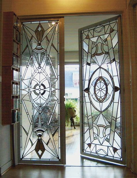 stained glass home decor advertisement