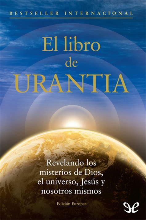 el libro de urantia el libro de urantia the urantia fundation en pdf libros gratis