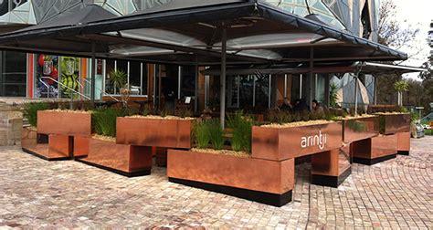 arintji restaurant h2o designs