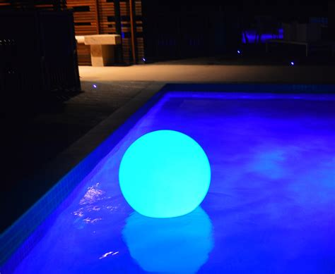 led pool lights floating pool lights