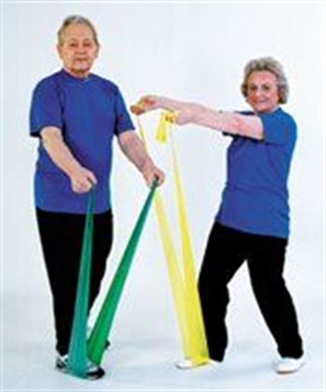 Chair Exercises With Bands by Strength Exercises For Low Back Spinal Arthritis
