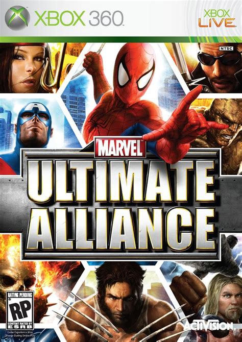 Bd Ps3 Kaset Marvel Ultimate Alliance marvel ultimate alliance encyclopedia gamia fandom powered by wikia