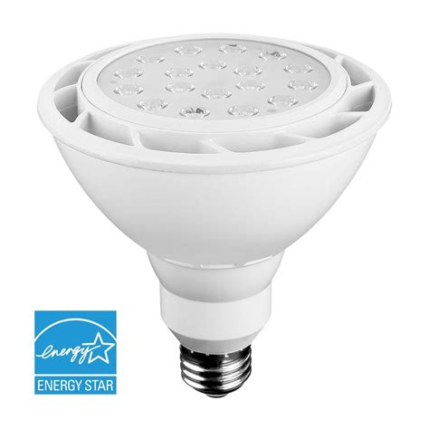par38 led flood light philips 100w equivalent incandescent a19 clear light bulb