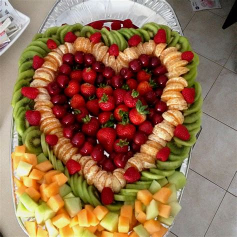 Fruit Salad Ideas For Bridal Shower by Fruit Platter For Bridal Beautifully Made Out Of