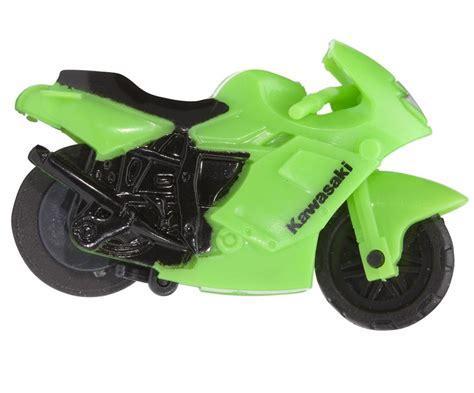 Motorrad Puzzle Kawasaki by New