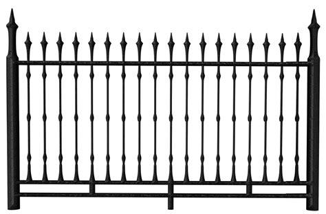 transparent black iron fence png clipart dream home