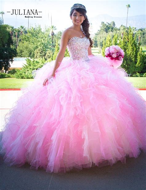 Dress Sweet Pink find more quinceanera dresses information about juliana