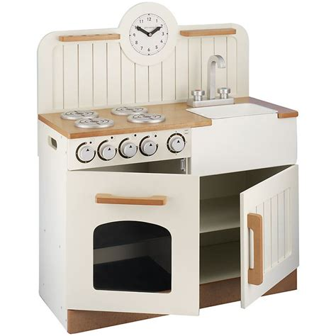 Tidlo Wooden Kitchen by Lewis Country Play Kitchen Plays Lewis And