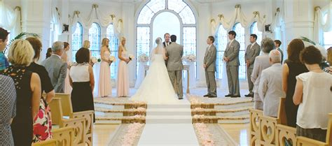 Wedding Locations   Disney's Fairy Tale Weddings