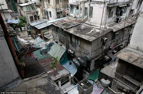 appartments in hong kong pictures reveal tiny hong kong coffin homes daily mail