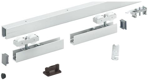 hafele sliding glass door hardware sliding door hardware hawa junior 80 b set in the