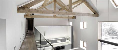 Aldo Daniele Architetto by Una Cucina A Due Piani In Fienile Ristrutturato Ville Casali