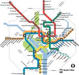 Subway Map Dc by Washington Dc Metro Map The Closest Station To Us Is New