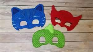 Pj mask set catboy gekko owlette party by carrieshairpretties1