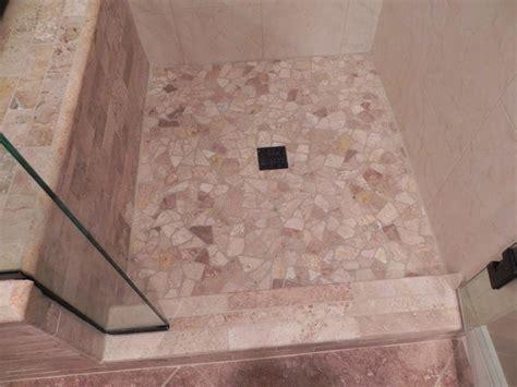 Tiled Shower Floors ? Bathroom Renovations