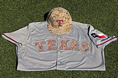 texas rangers baseball uniform 2014 2013 rangers memorial day camo uniform