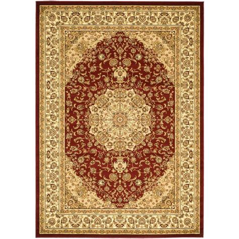8 x 12 area rug safavieh lyndhurst ivory 8 ft 11 in x 12 ft area rug lnh222b 9 the home depot